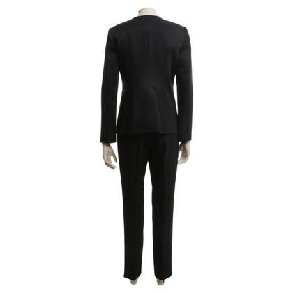 Armani Anzug in Schwarz