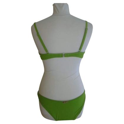 Calvin Klein Green bikini