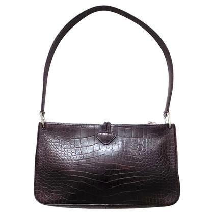 Longchamp Roseau leather mini bag
