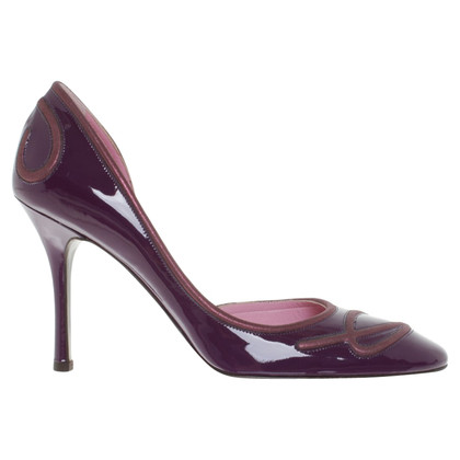 Céline Pumps in Lila