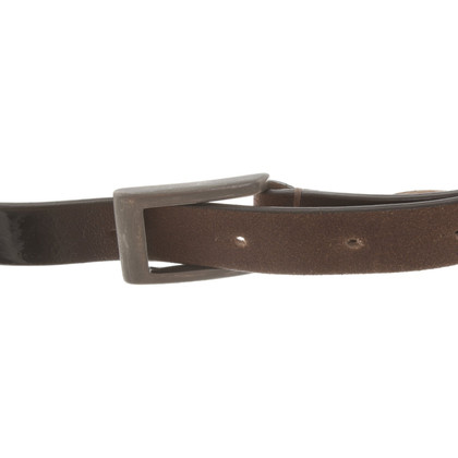 Brunello Cucinelli Suede belt