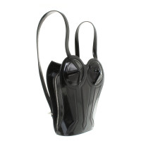 Jean Paul Gaultier Backpack in Black