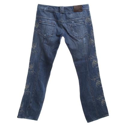 Patrizia Pepe Jeans im Used-Look