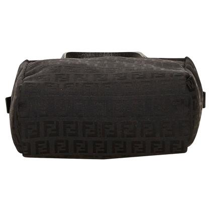Fendi Jacquard-Handtasche
