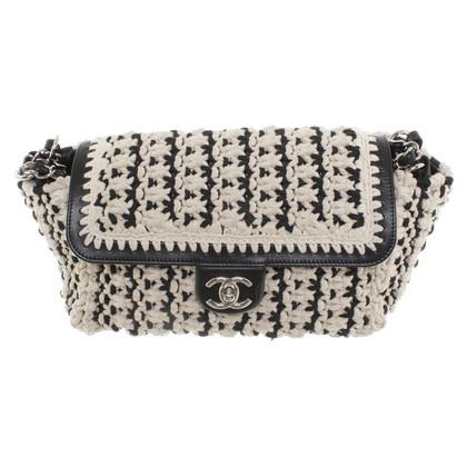 Chanel Flap Bag met Entrelac-patroon