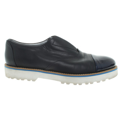 Hogan Slipper in dark blue