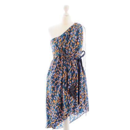 Matthew Williamson One shoulder dress