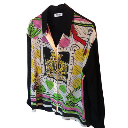 Moschino Cheap and Chic Seidenbluse