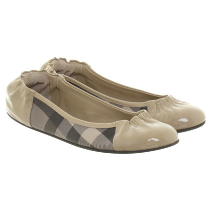Burberry Ballerina with Nova check pattern