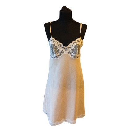 Christian Dior Negligee with lace