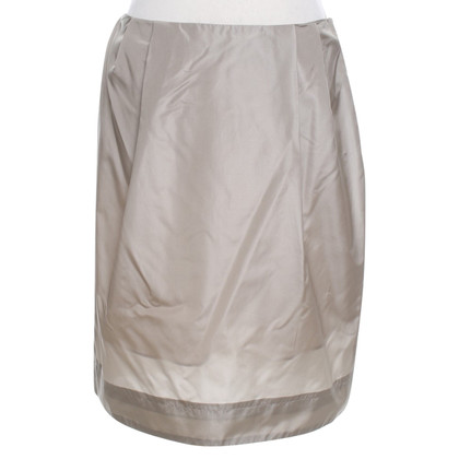 Viktor & Rolf skirt in Beige