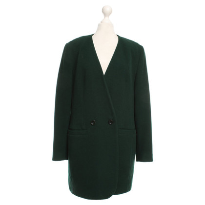 Aigner Green coat
