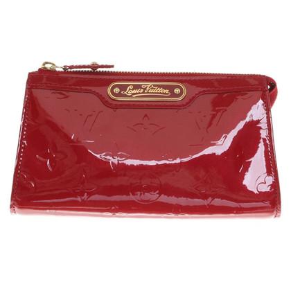 Louis Vuitton En rouge Pochette Vernis
