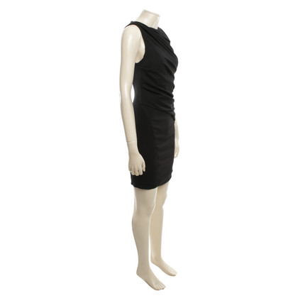 Helmut Lang Etuikleid in black