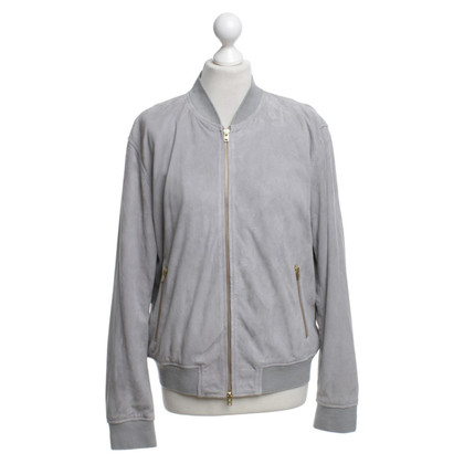 Closed Blouson made of goat leather