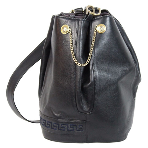 bafbe1d51d Gianni Versace Gianni Versace vintage bucket bag - Second Hand ...