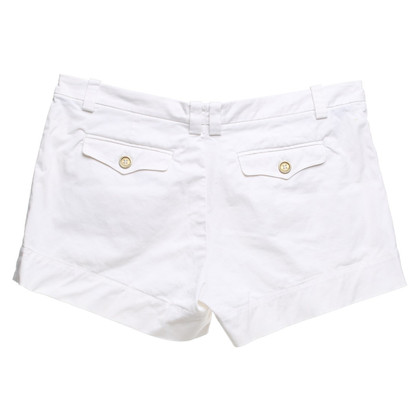 Burberry Shorts in Bianco