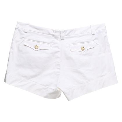Burberry Short en blanc