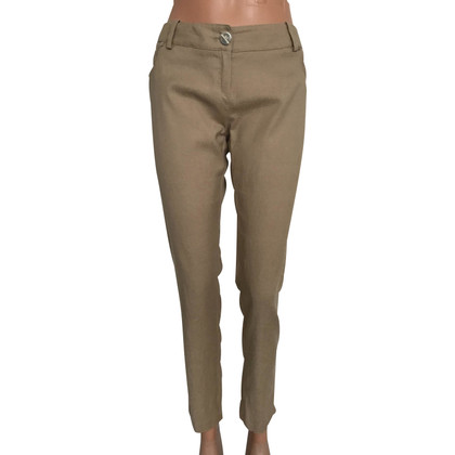 Elisabetta Franchi trousers with animal print