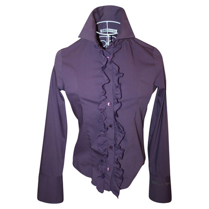Patrizia Pepe Shirt with frills