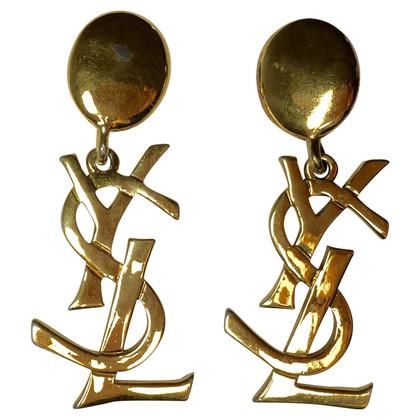 Yves Saint Laurent Iconic earrings