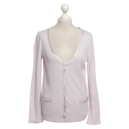 Hugo Boss Cardigan in pastel violet