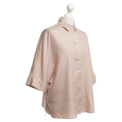 Joseph Silk blouse in Nude