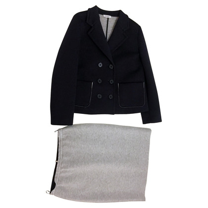 Max & Co Blazer and skirt in turning optics