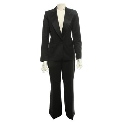 Ann Demeulemeester Pantsuit in black