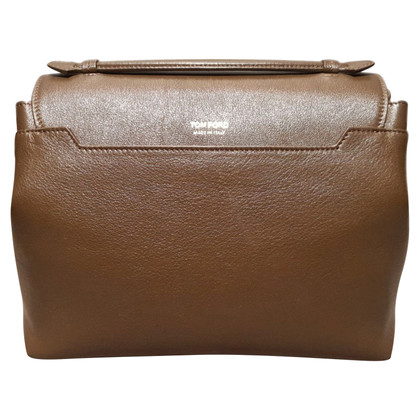 Tom Ford Borsa a mano marrone