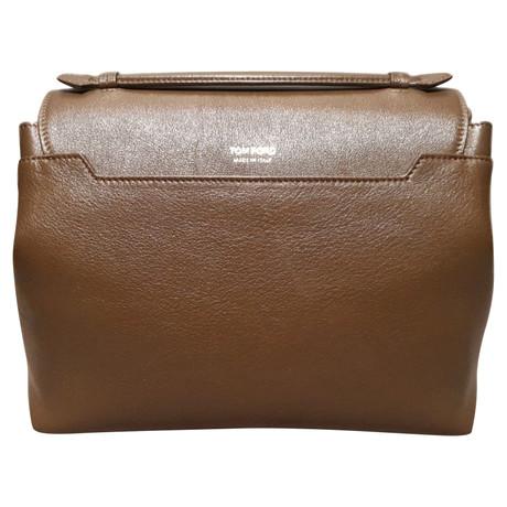 Tom Ford Handtasche in Braun Braun Spielraum Billig Echt 4Xl6wfZFe
