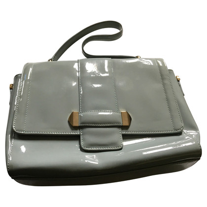 Pollini Patent leather shoulder bag