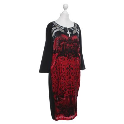 Luisa Cerano Dress with motif print