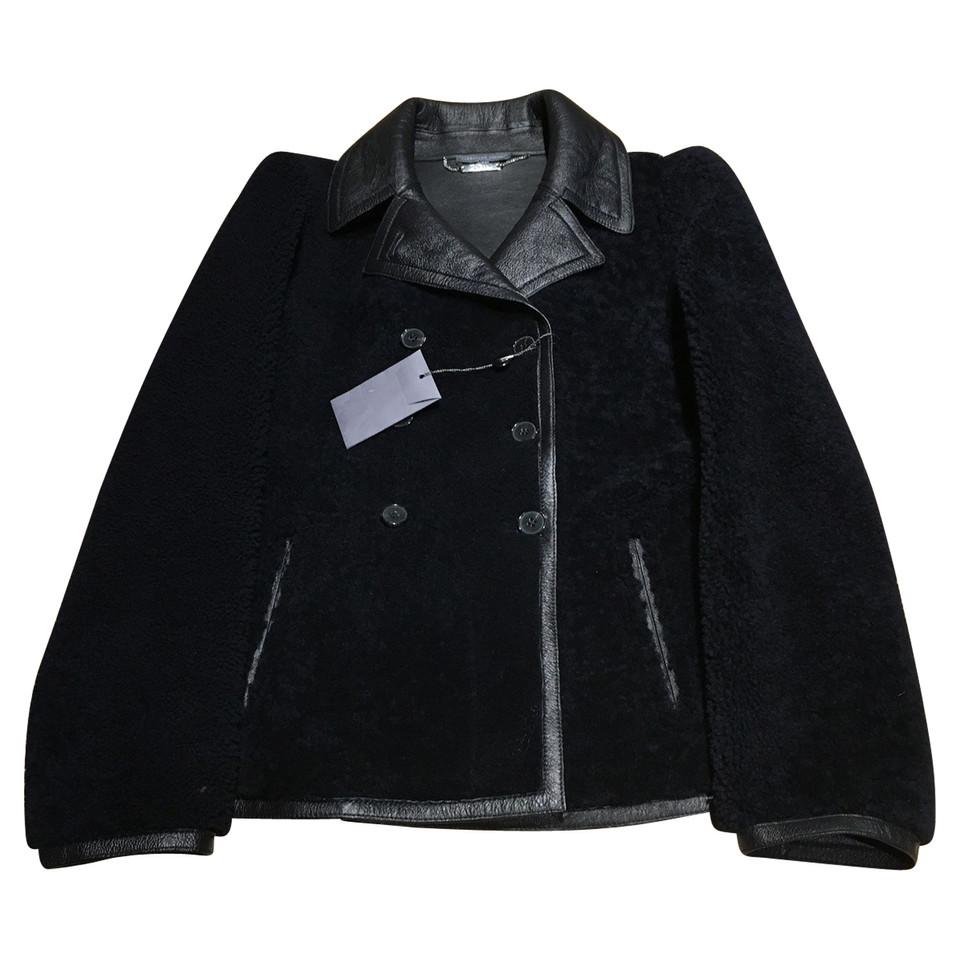 Alexander McQueen Sherling jacket
