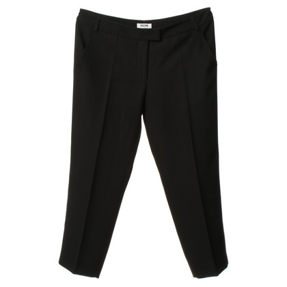 Moschino Pantaloni in nero