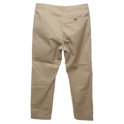 Cos Chinohose in Dunkelbeige