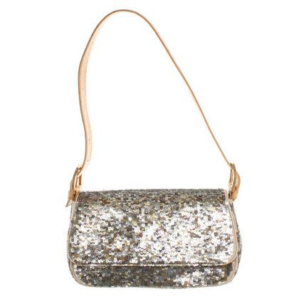 Rena Lange Handbag with sequins