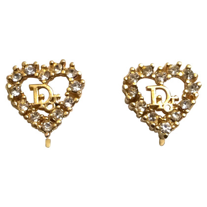 Christian Dior ear clips