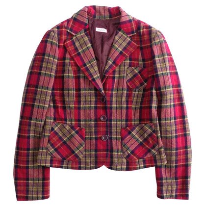Max & Co Plaid blazer