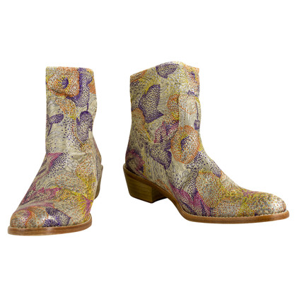 Zadig & Voltaire Ankle boots in multicolor
