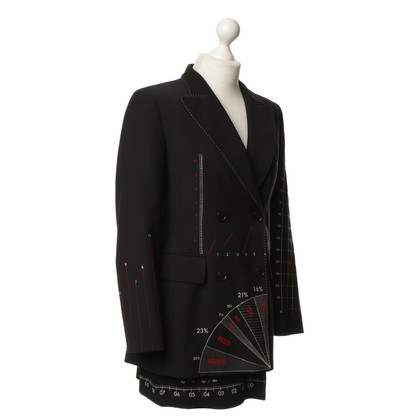 Moschino Cheap and Chic Costume prints and embroideries