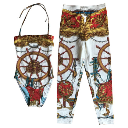 Hermès Zwempak en beenkappen