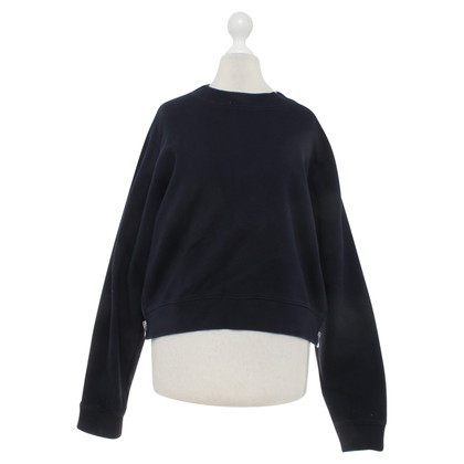 Acne Sweater in donkerblauw