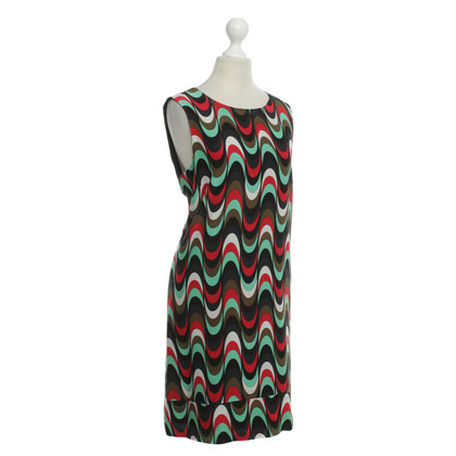 Missoni Colorful silk dress