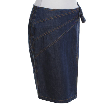 Valentino Jeans skirt in blue