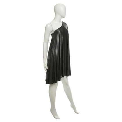 Halston Heritage One-shoulder dress