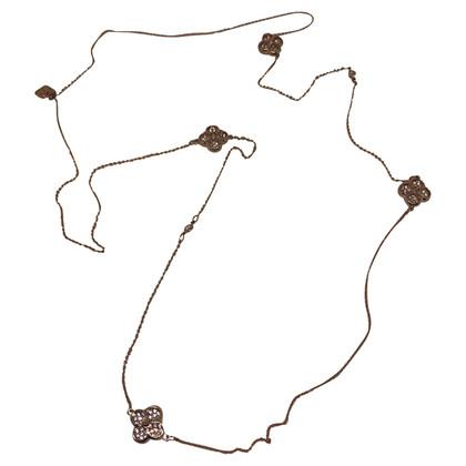 Swarovski Lange Halskette