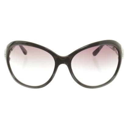 Ferre Sonnenbrille in Schwarz