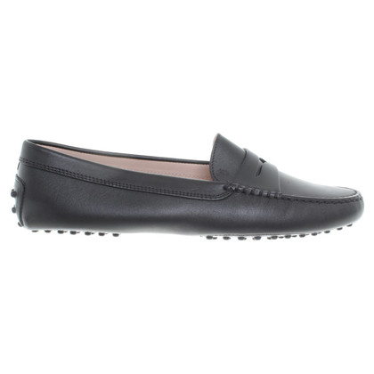Tod's Pantofole in nero