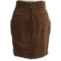 Chanel skirt in Brown